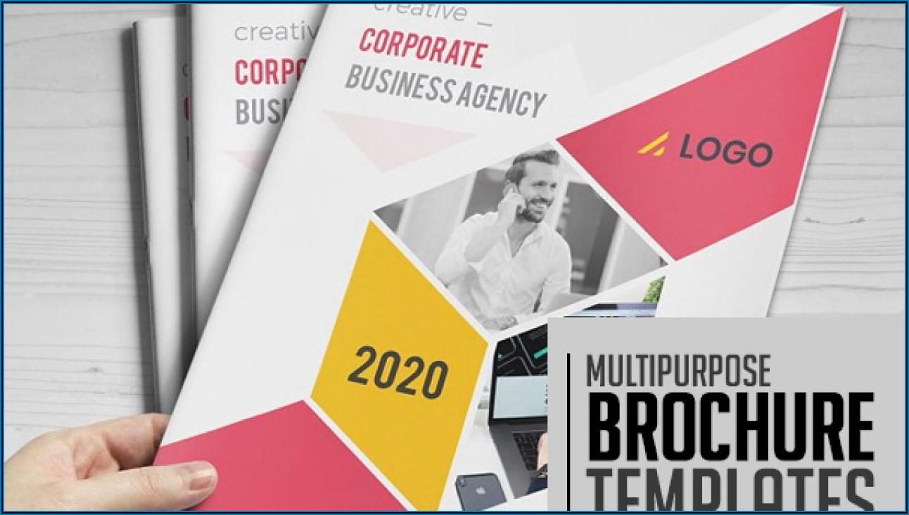 Business Brochure Templates Online