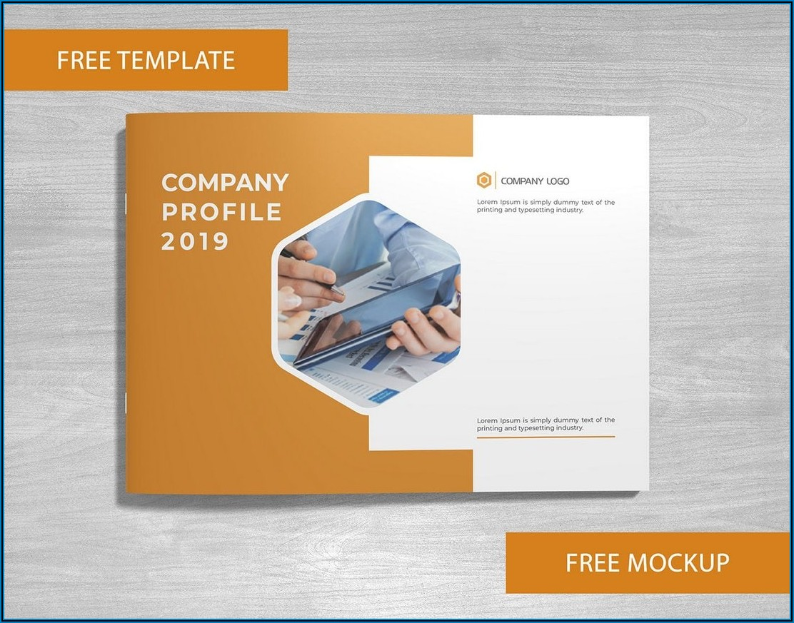 Corporate Brochure Templates Free Download Word