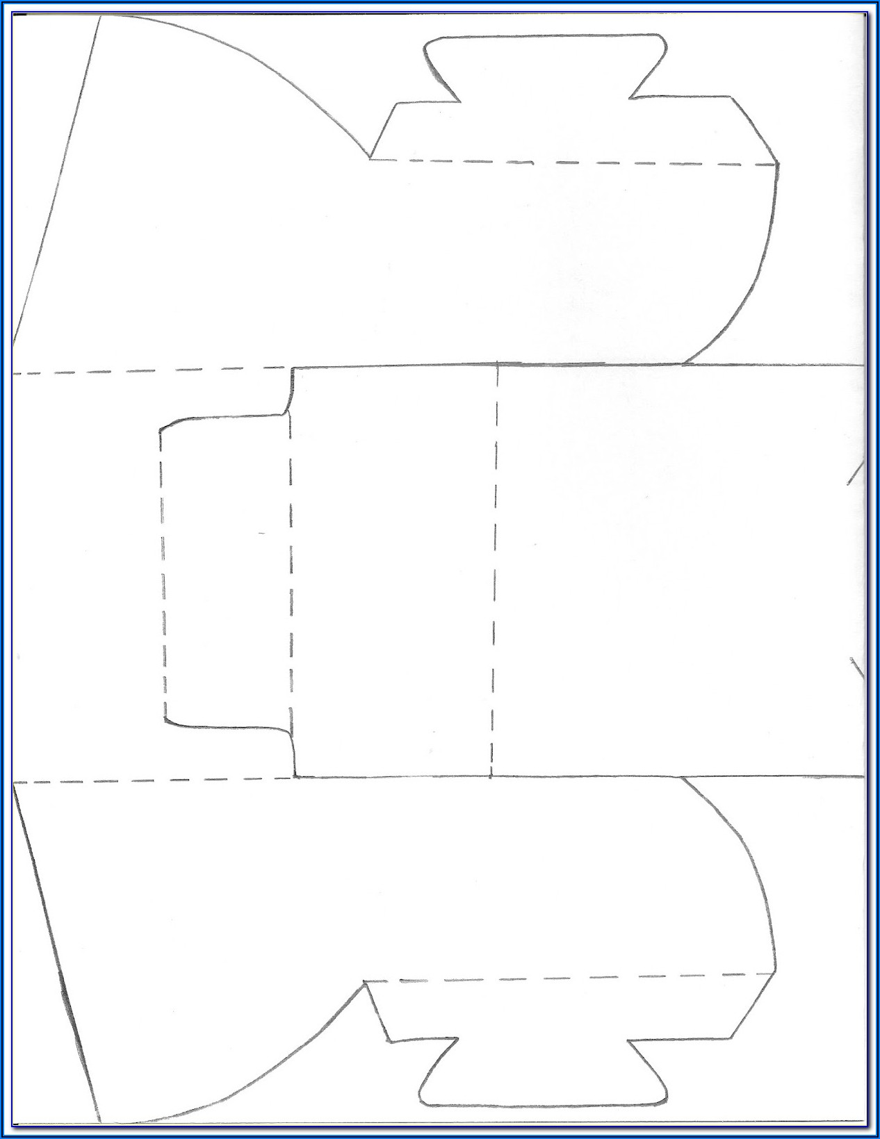 Custom Folded Map Printing
