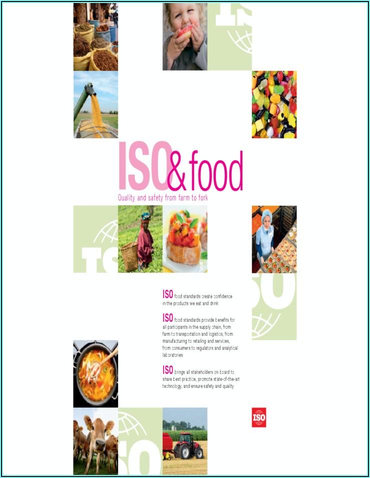 Food Brochure Templates Free Download