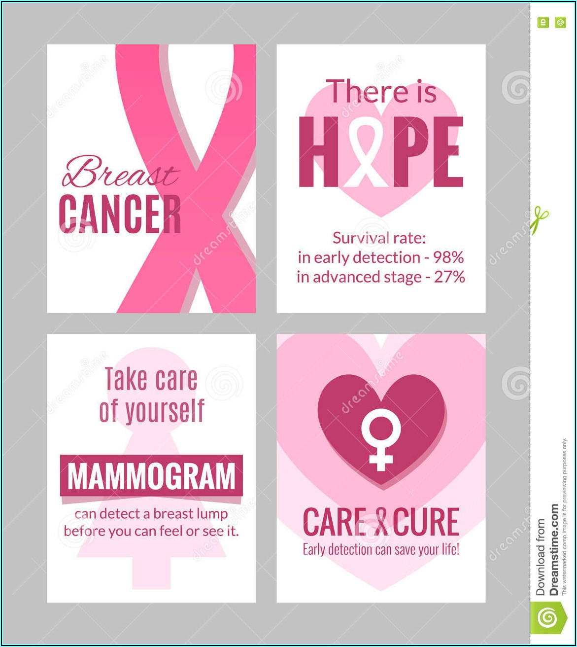 Free Breast Cancer Awareness Pamphlets