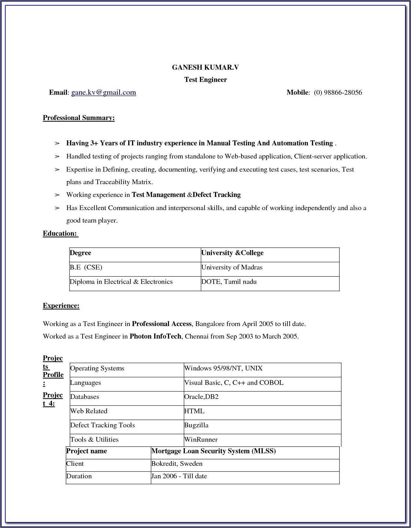 Free Editable Invoice Format