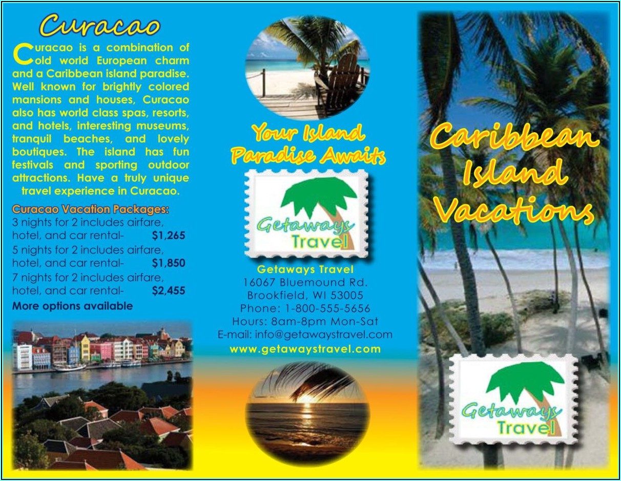 Free Hawaii Travel Brochures Mail