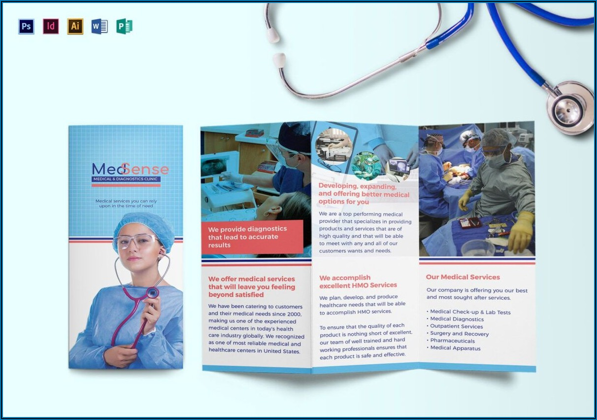 Free Medical Office Brochure Templates