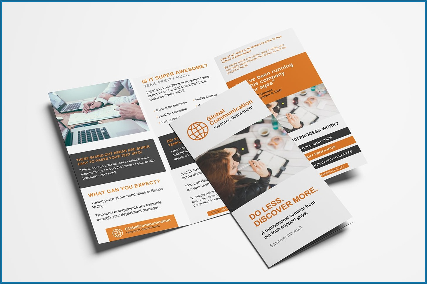 Free Tri Fold Brochure Template Word 2010