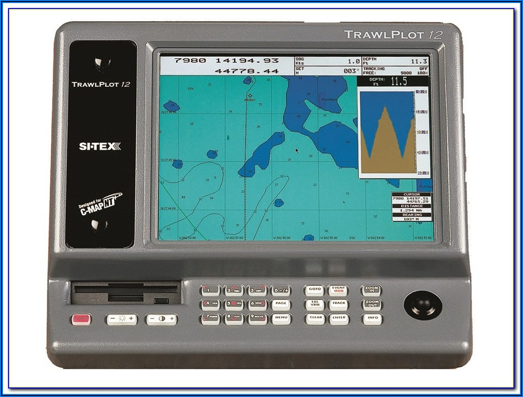 Garmin 182c Gps Map Plotter