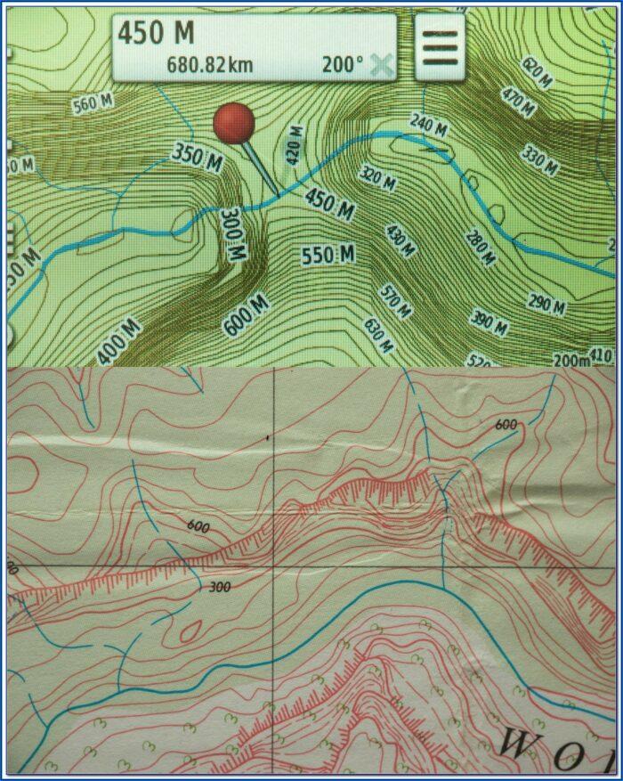 Garmin Alpha 100 Maps Australia