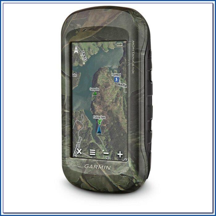 Garmin Montana 600 Free Maps
