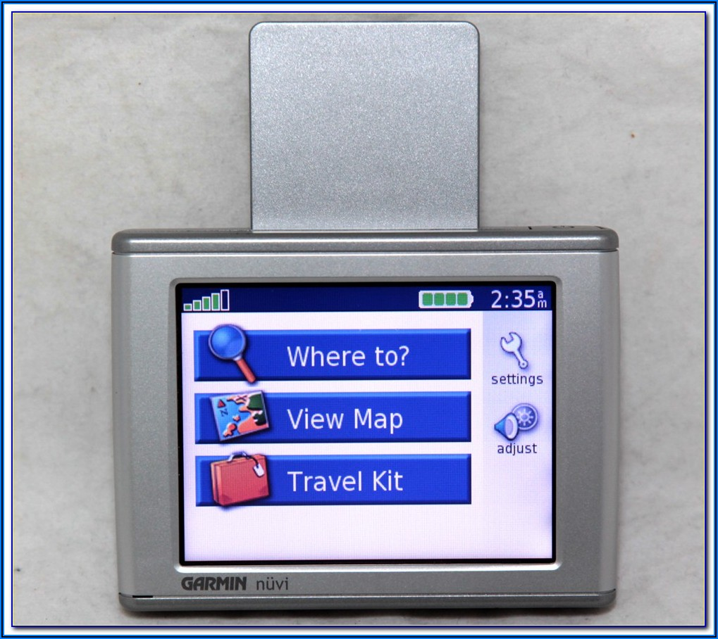 Garmin Nuvi 360 Map Update Free Download