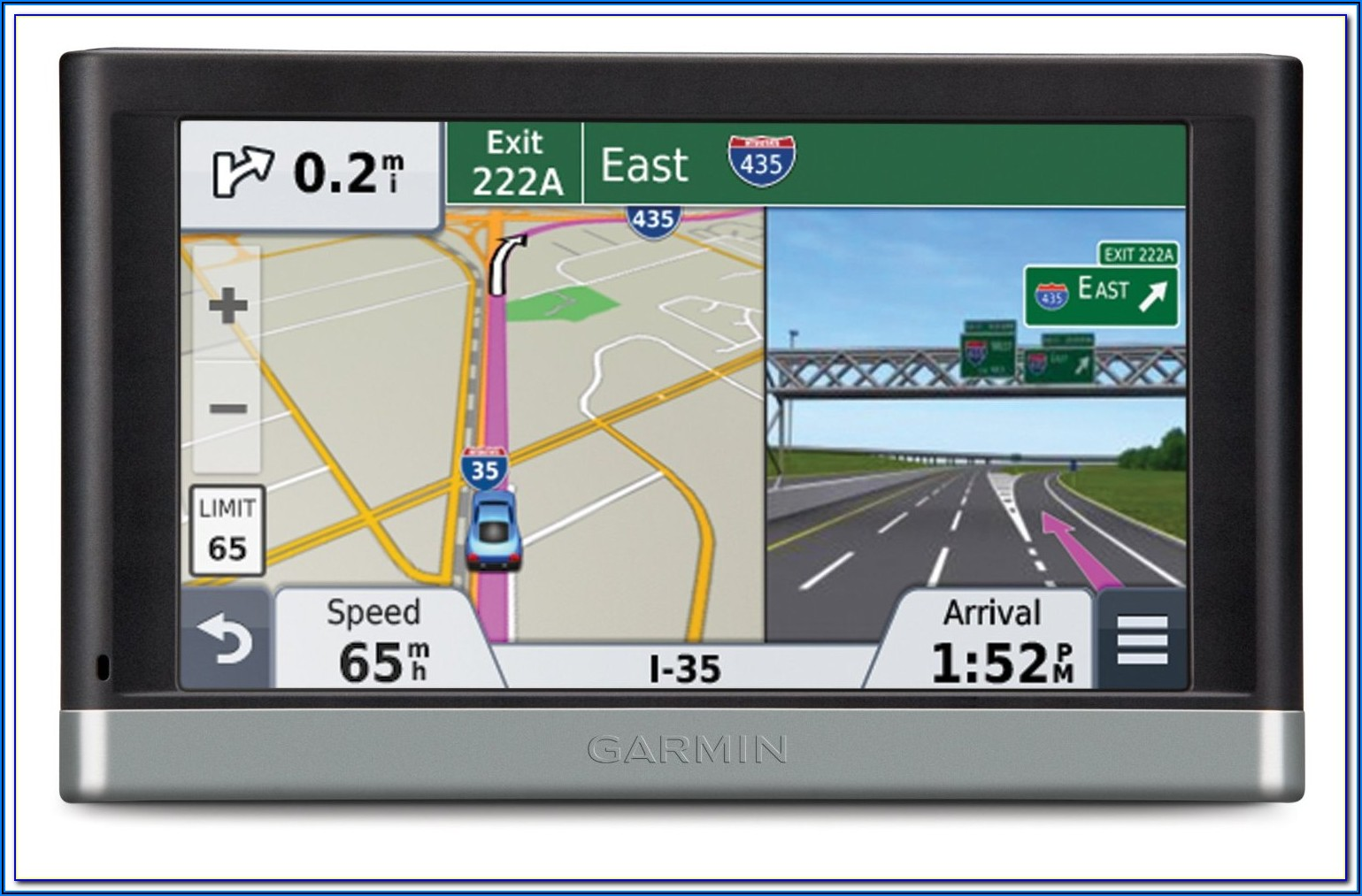 Garmin Nuvi 360 Map Update