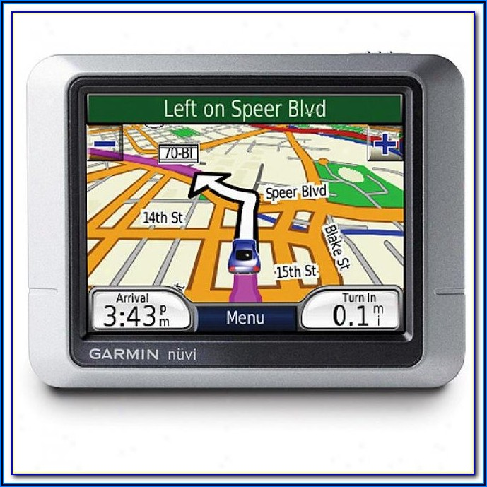 Garmin Nuvi 50 Map Update Free