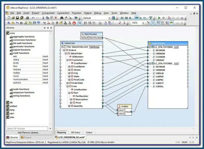Geographical Mapping Software