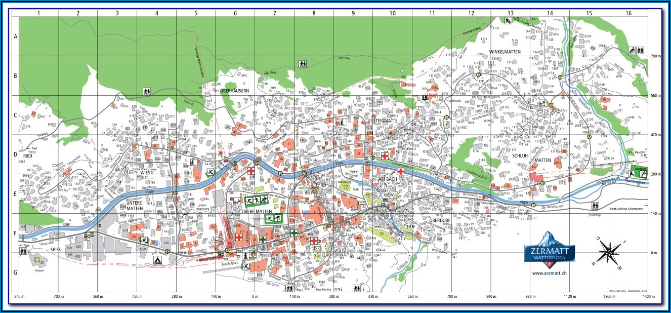 Hotel Gili Trawangan Map