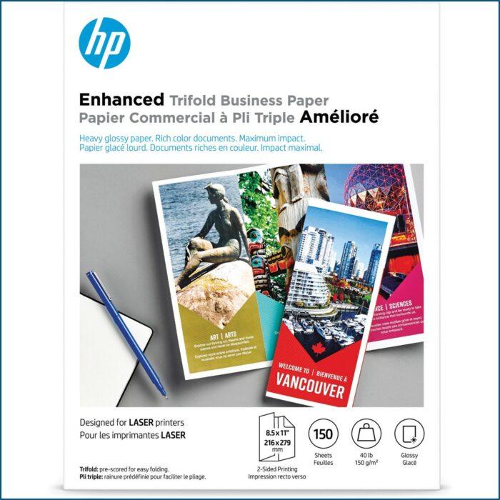 Hp Brochure Paper 150g Glossy