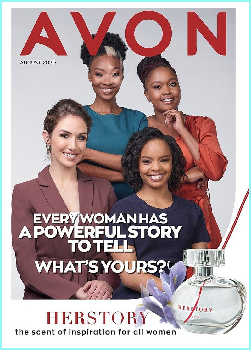 July Avon Brochure 2019 Pdf