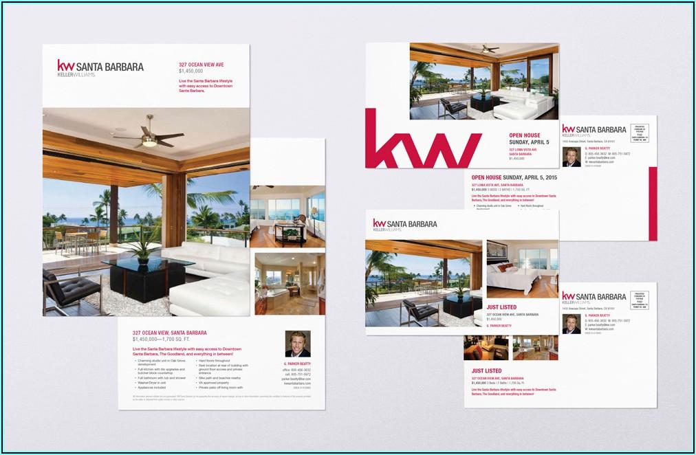 Keller Williams Brochure Templates