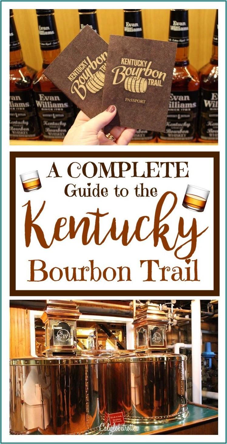 Kentucky Bourbon Trail Guide Book