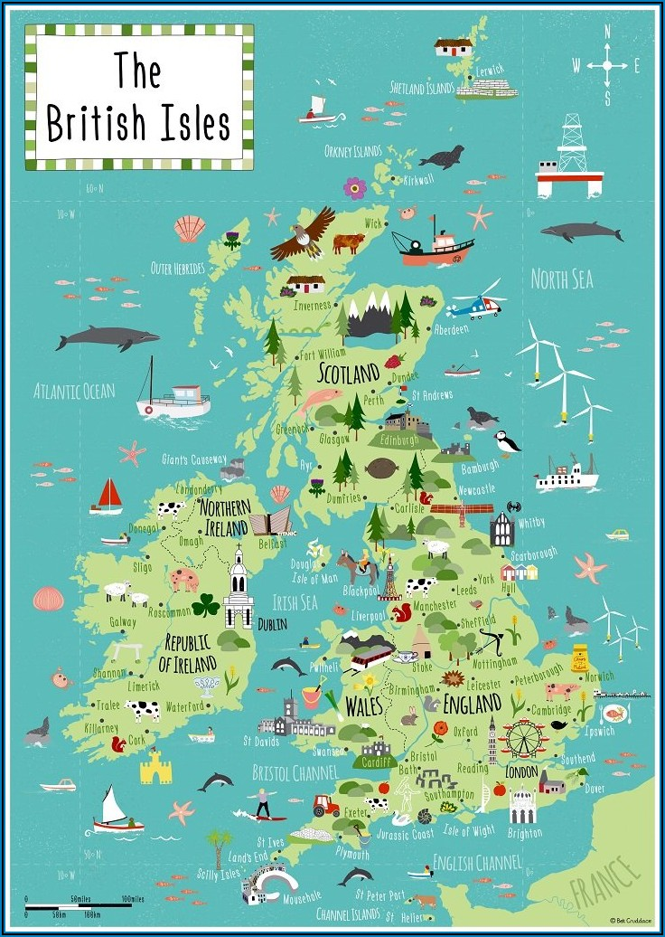 Map Jigsaw Puzzles Online