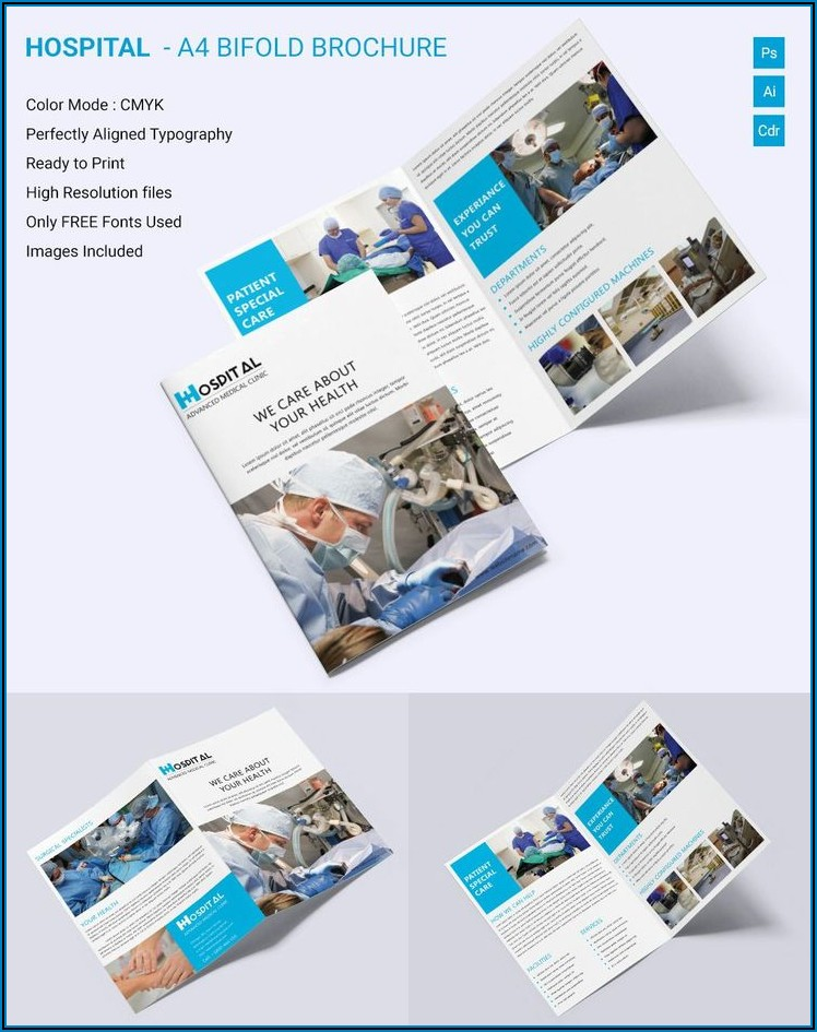 Medical Brochure Templates Free Download