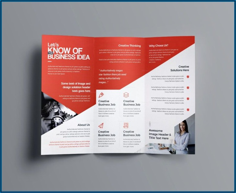 Medical Brochure Templates Free