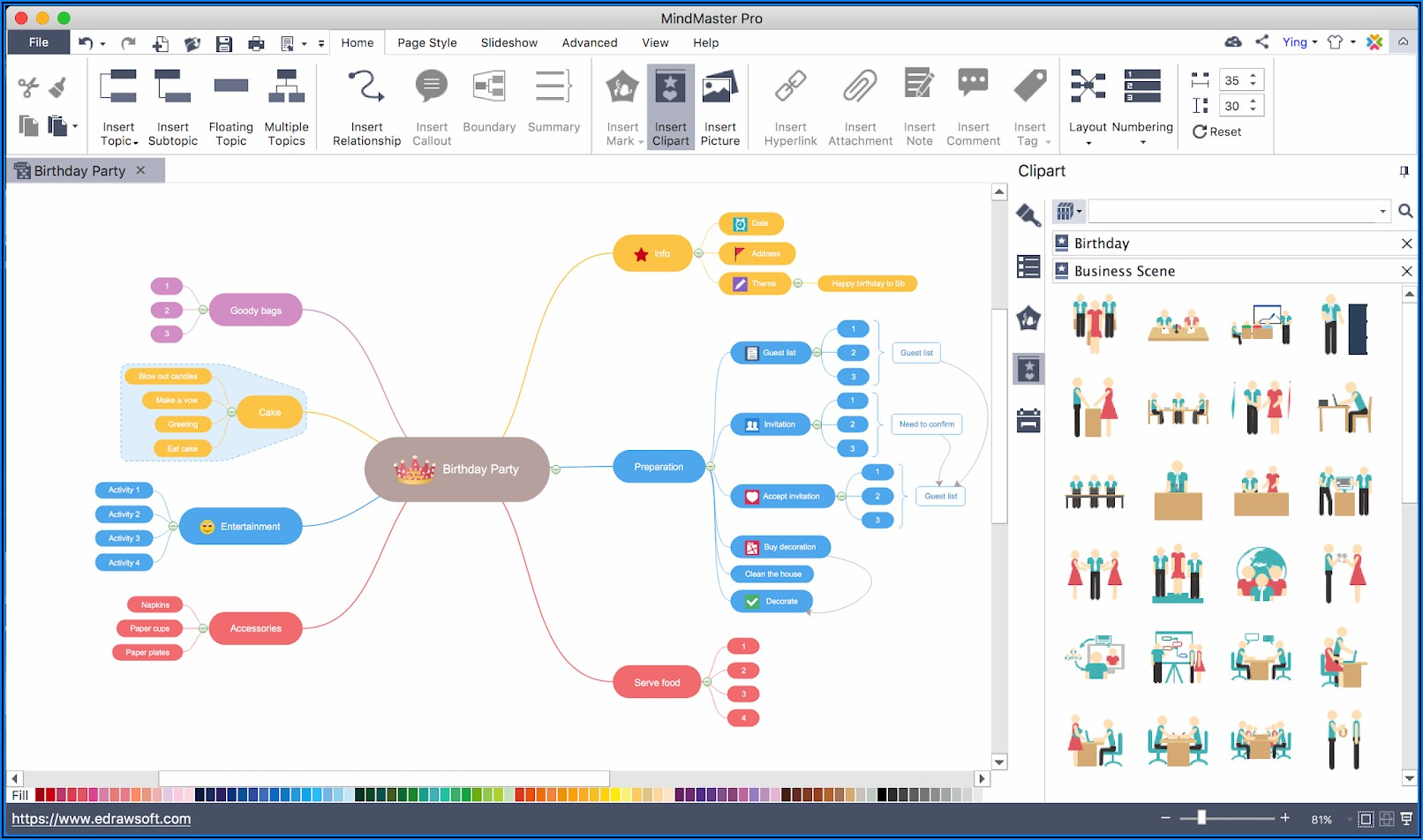 Mind Map Software For Windows
