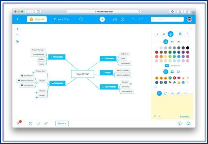 Mind Map Tools Free Download