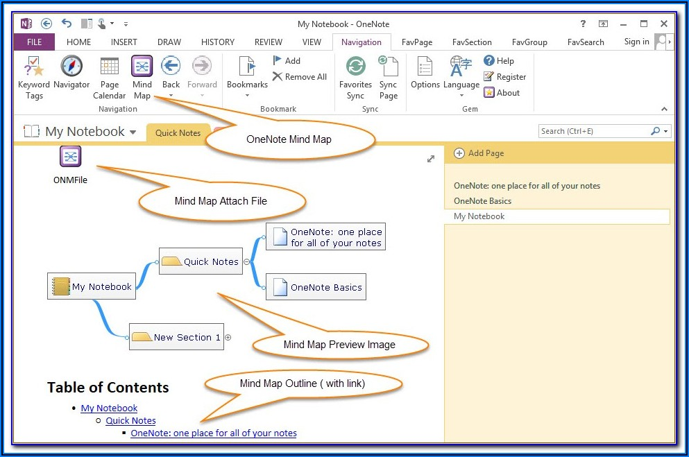Mind Mapping Tools Free Download