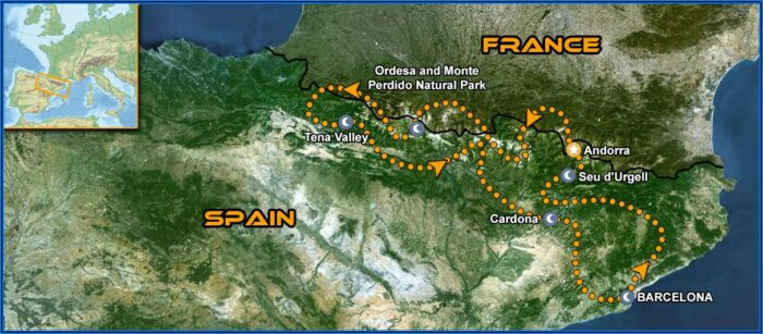 Motorcycle Touring Maps France