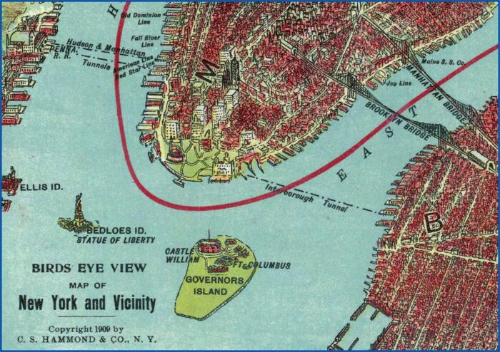 Nyc Historical Maps For Sale
