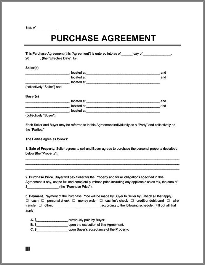 Private Car Sale Receipt Template Word