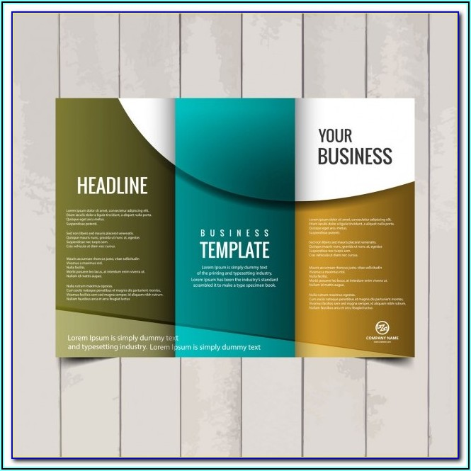Publisher Tri Fold Brochure Templates Free Download