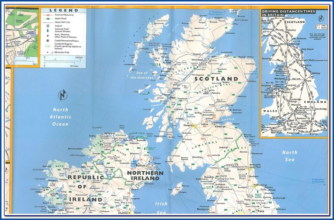 Rick Steves Florence Walking Tour Map