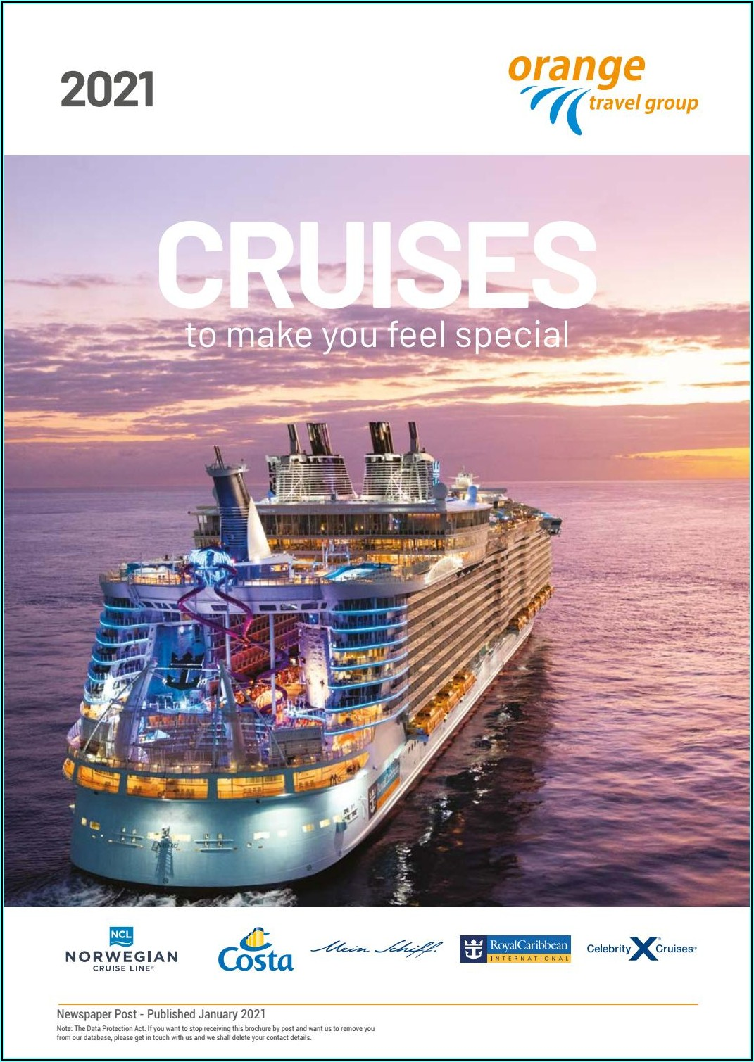 Royal Caribbean Cruise Shore Excursion Brochure