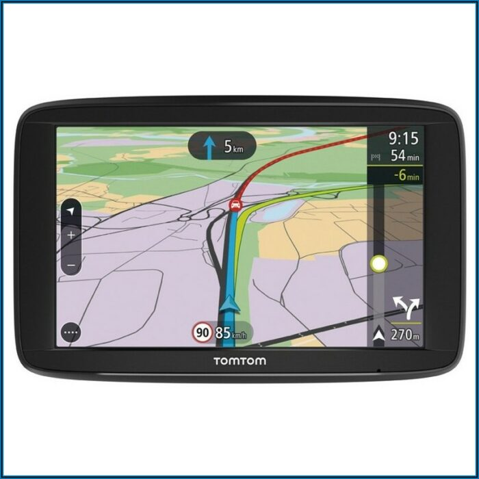 Tomtom Europe Maps Malta