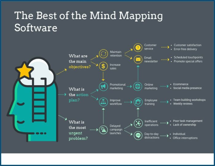 Top Mind Mapping Software