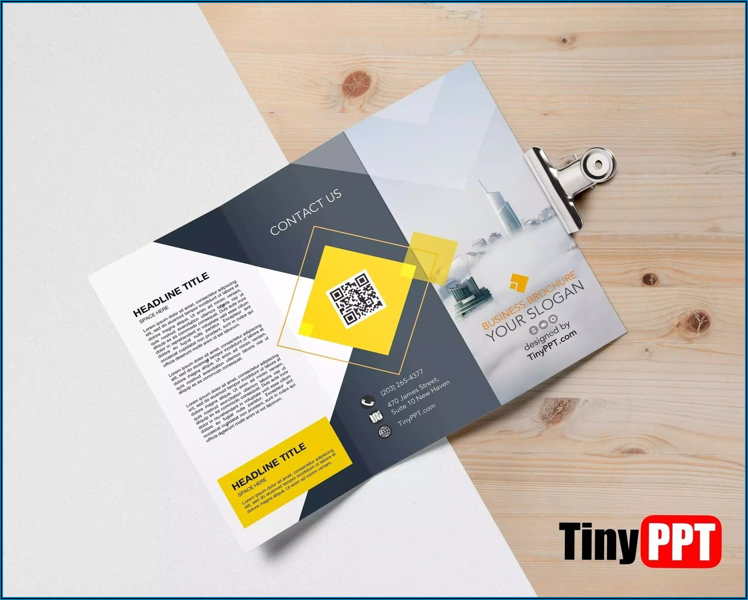 Tri Fold Brochure Template Google Docs