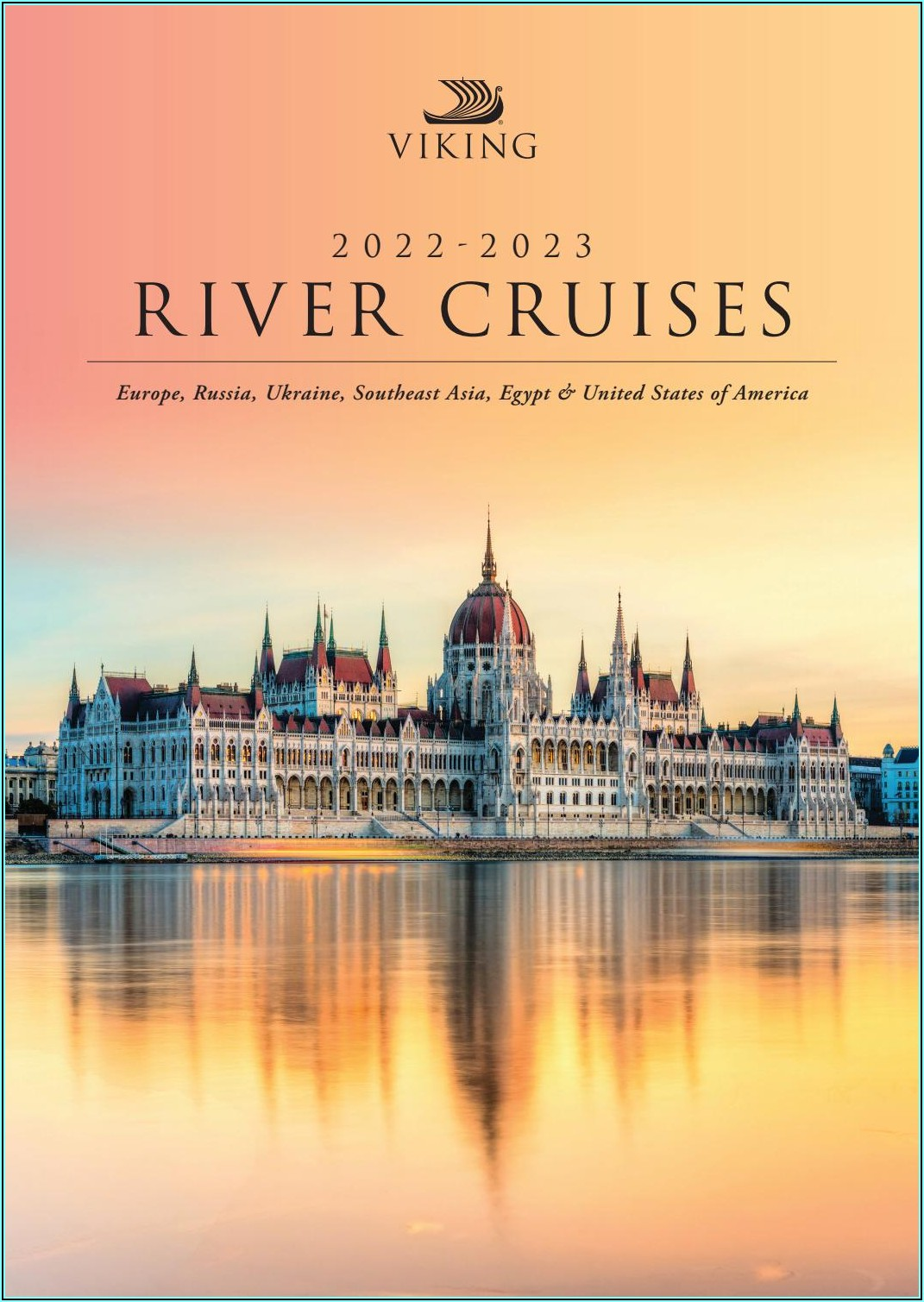 Viking River Cruises 2022 Brochure