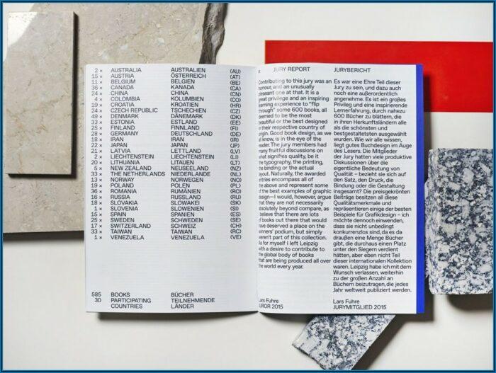World's Best Catalogue Design