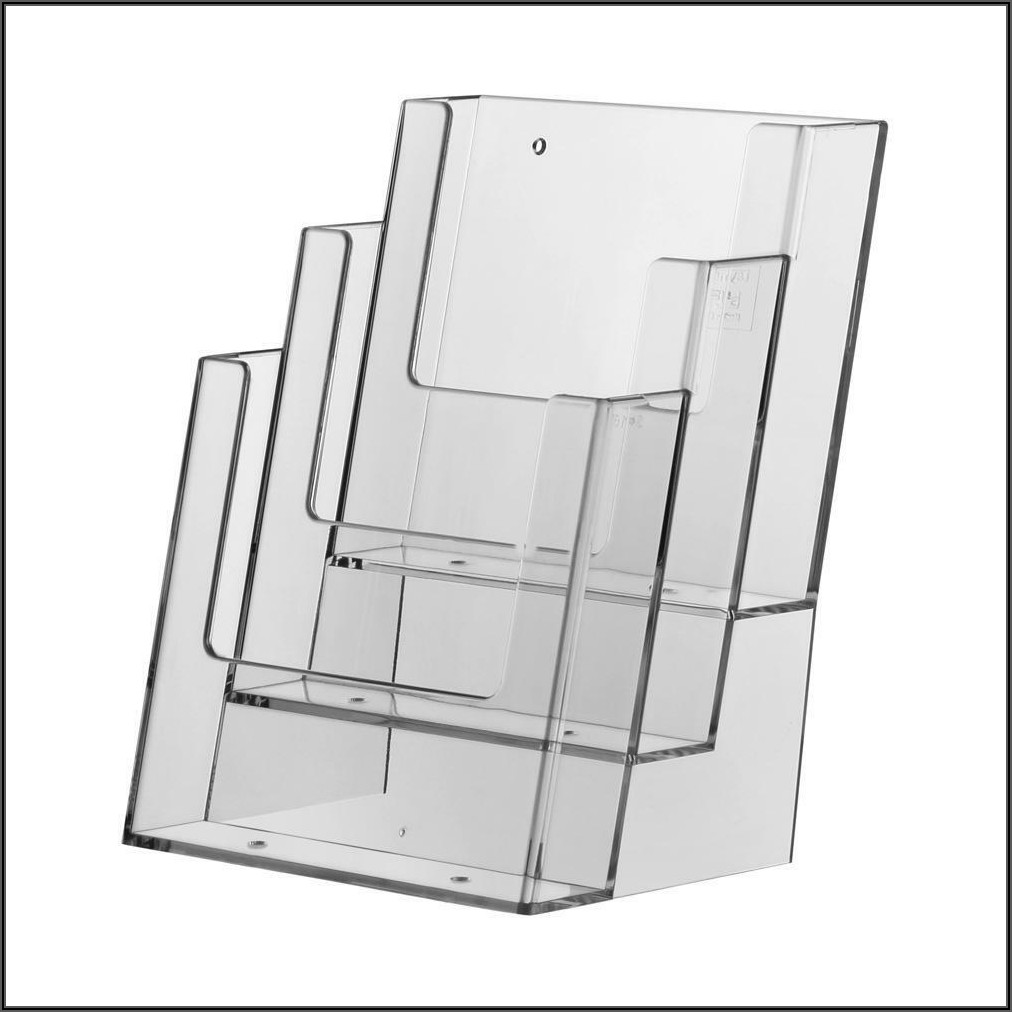 A5 3 Tier Brochure Holder