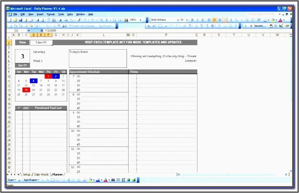 Annual It Audit Plan Template