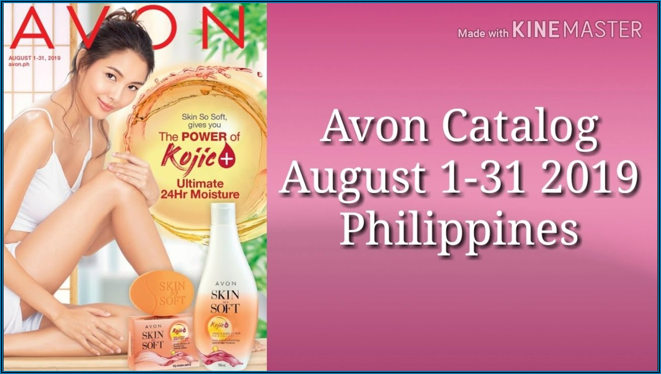 Avon Brochure April 2019 Philippines