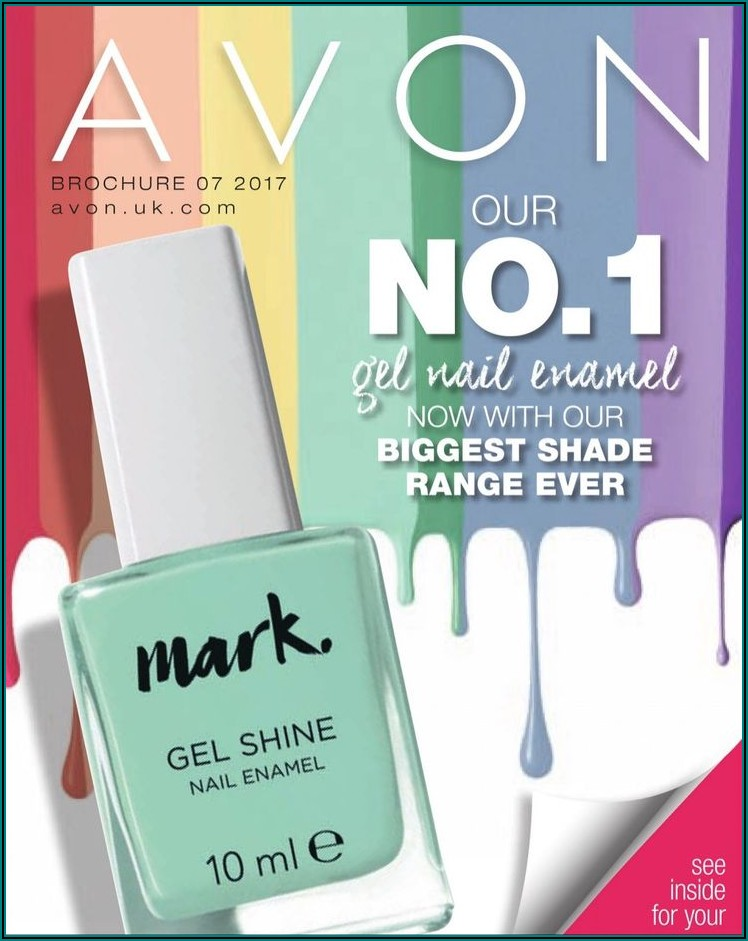 Avon Brochure Online Campaign 7