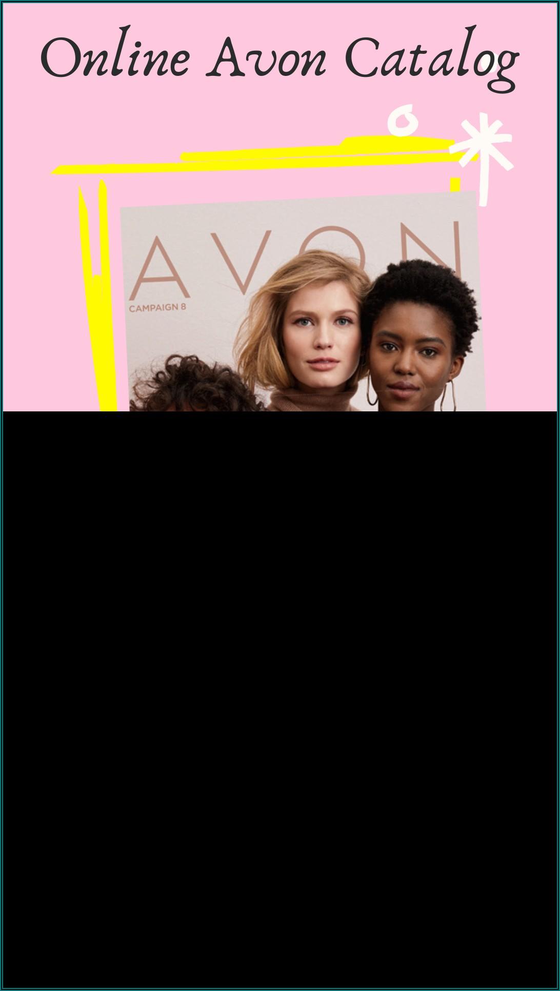 Avon Campaign 8 Brochure 2020