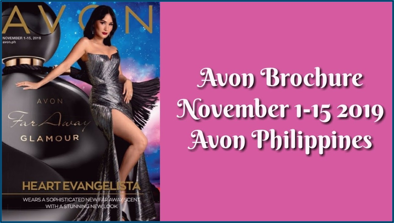 Avon Philippines Brochure 2019
