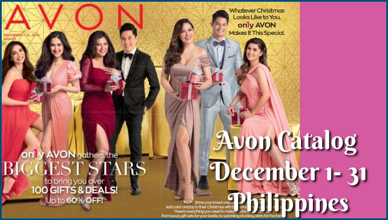 Avon Philippines Brochure December 2019