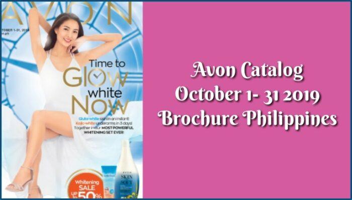 Avon Philippines Catalog September 2019