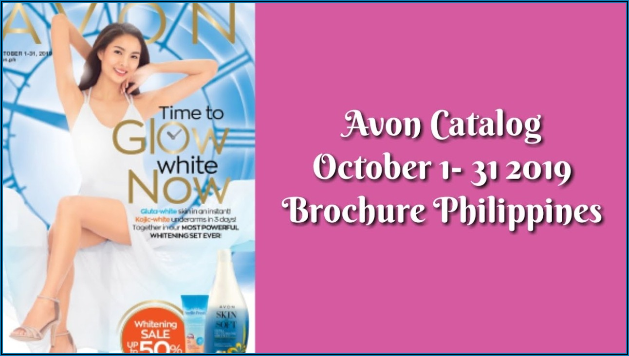 Avon Philippines Catalog September 2019