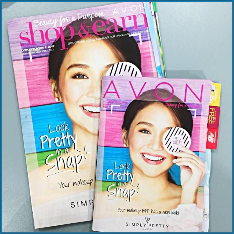 Avon Products Philippines Brochure