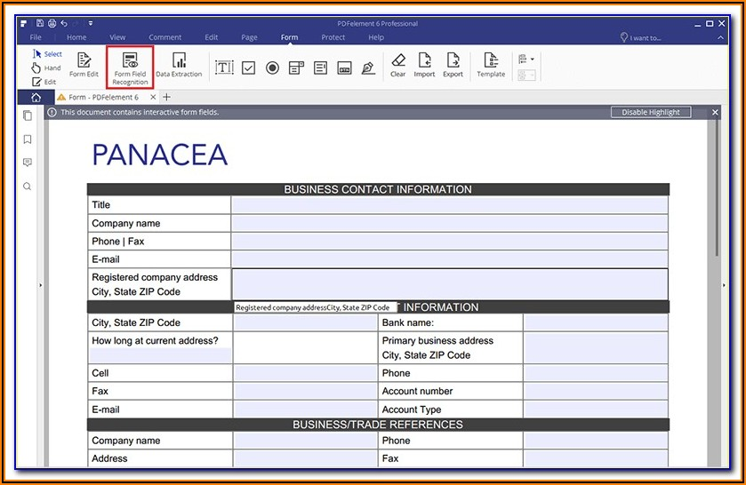 Best Software To Create Fillable Forms
