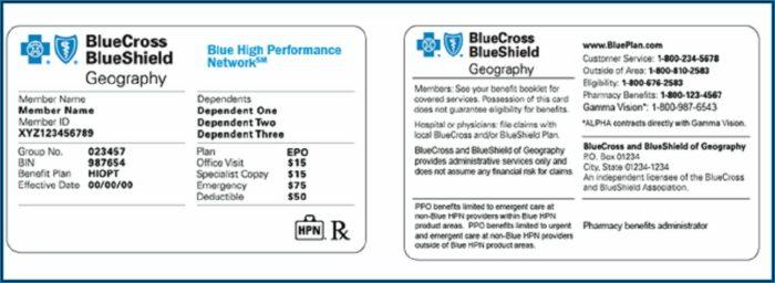 Blue Cross Blue Shield Fehb 2019 Brochure
